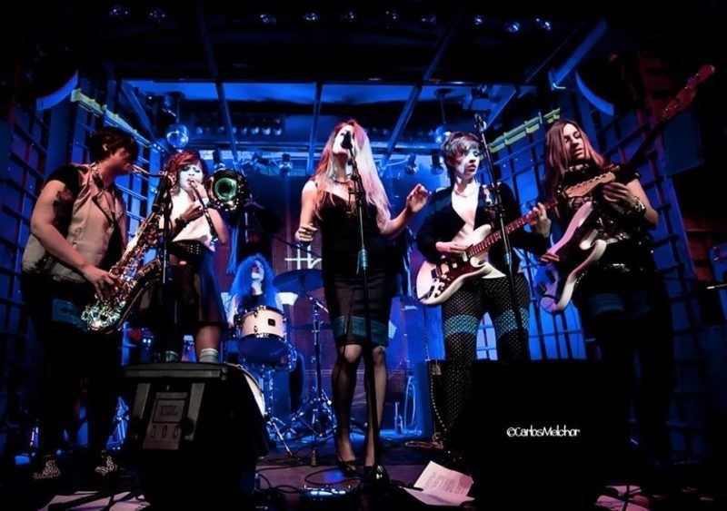 The Groove Girls Madrid