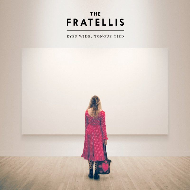 The Fratellis vuelven con Eyes Wide, Tongue Tied