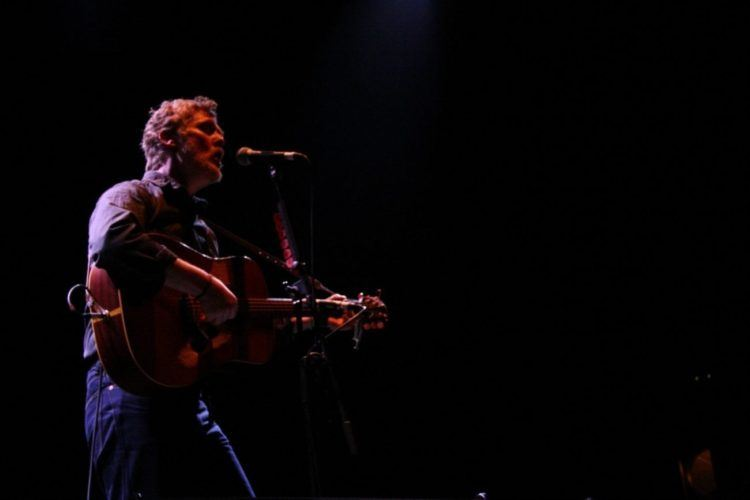 Glen Hansard anuncia nuevo disco, Between Two Shores