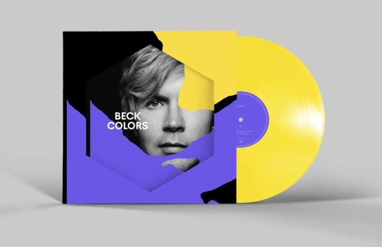 beck colors portada