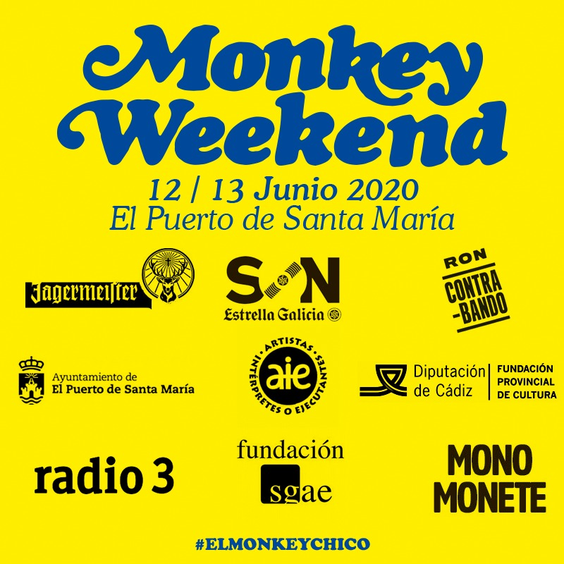 Monkey Weekend 2020 | Cartel / Entradas / Horarios