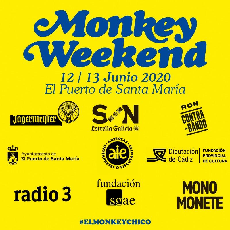 Monkey Weekend 2020 | Cartel / Entradas / Horarios