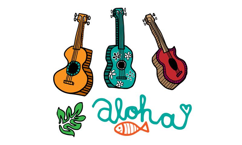 Aprende a tocar el ukelele: tabs & chords