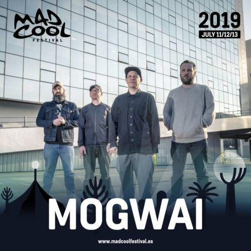 Mogwai, nueva confirmación del Mad Cool 2019