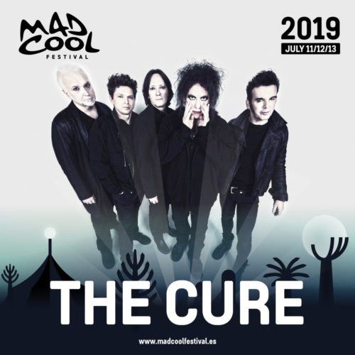 The Cure Mad Cool Festival 1