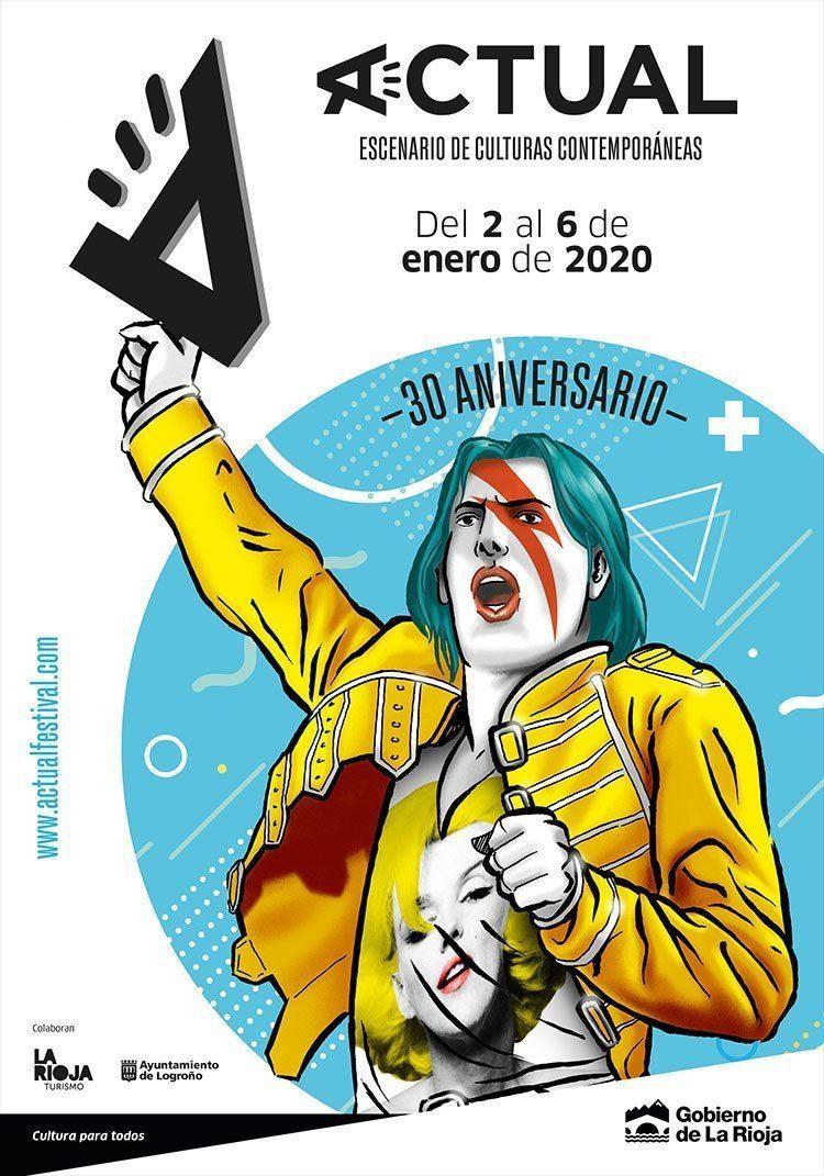Festival Actual 2020 | Cartel / Entradas / Horarios