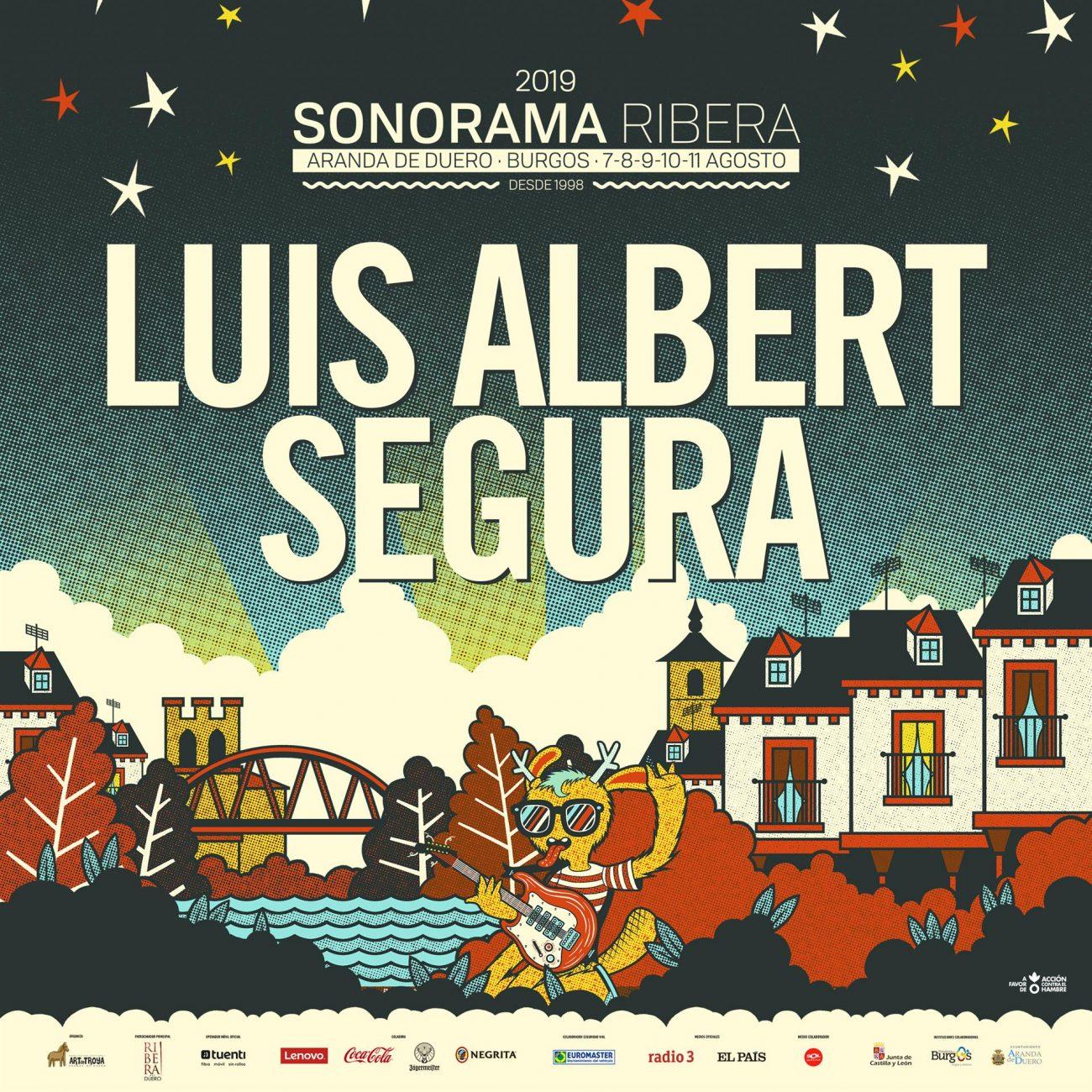 Confirmaciones del Sonorama Ribera 2019