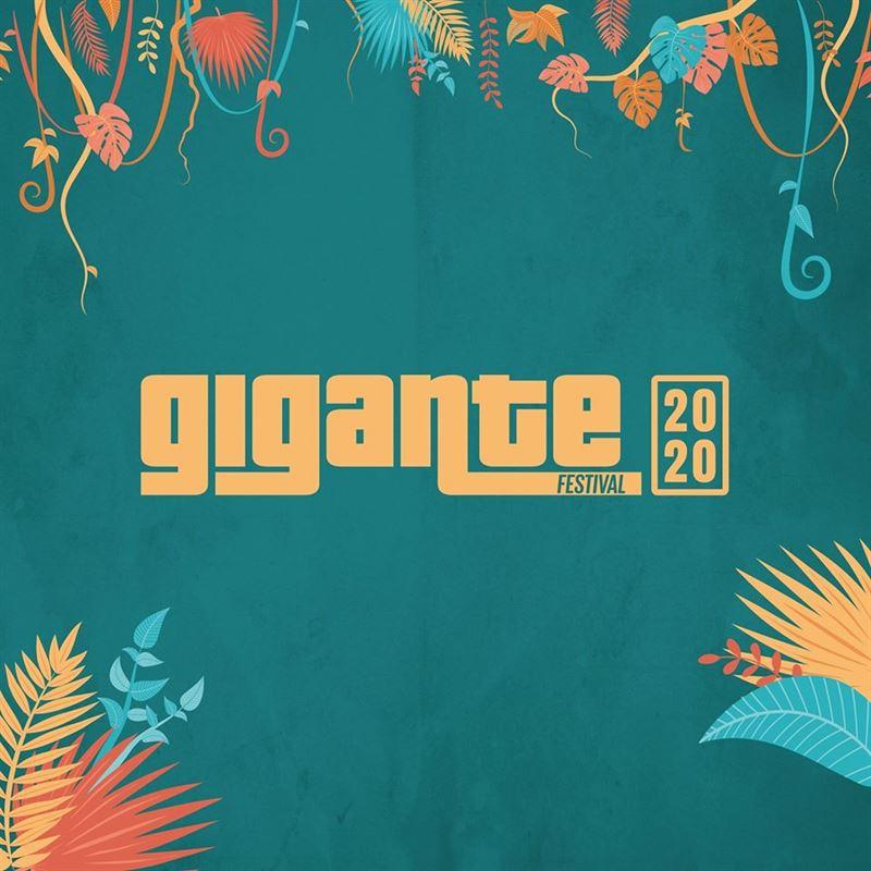 Festival Gigante 2020 | Cartel / Entradas / Horarios
