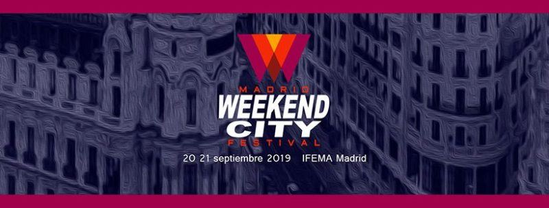 Madrid Weekend City Festival