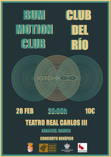 bum motion club aranjuez concierto