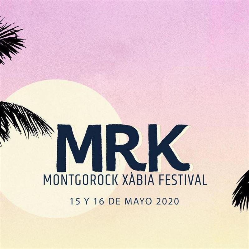 MRK Xàbia Festival 2020   Cartel / Entradas / Horarios