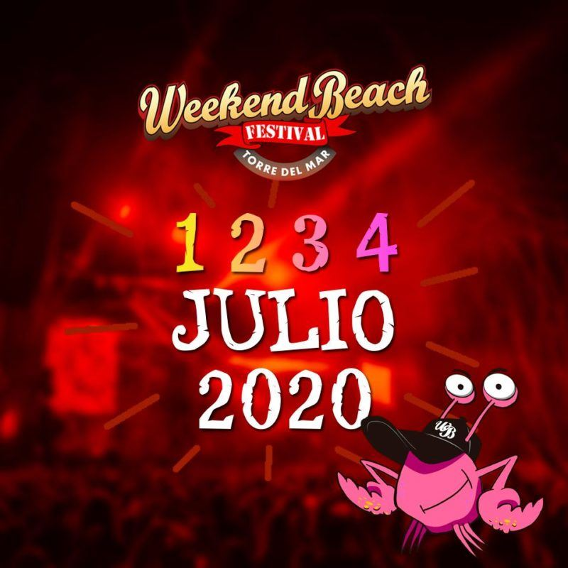 weekend beach festival 2020