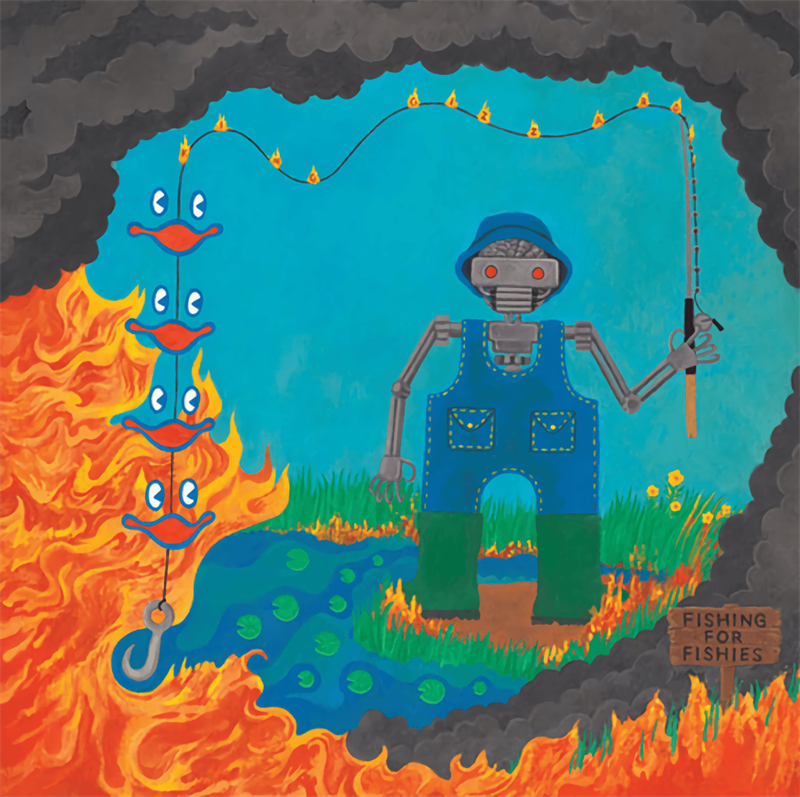 King Gizzard & the Lizard Wizard – <i>Fishing for Fishies</i>