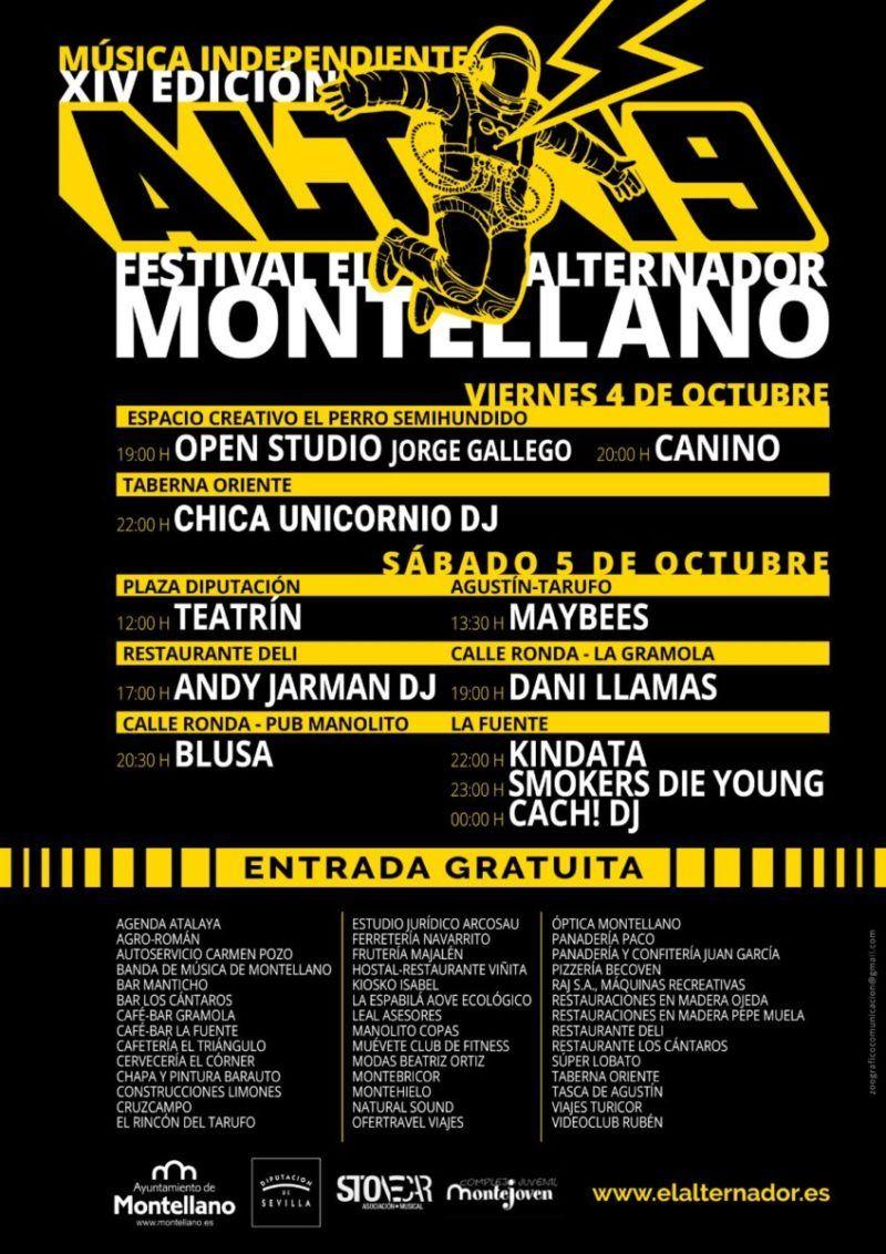 Festival El Alternador 2019
