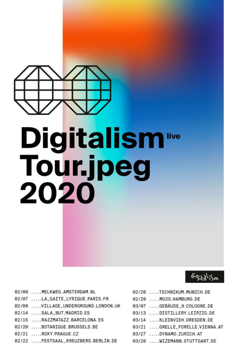 digitalism madrid barcelona concierto 2020