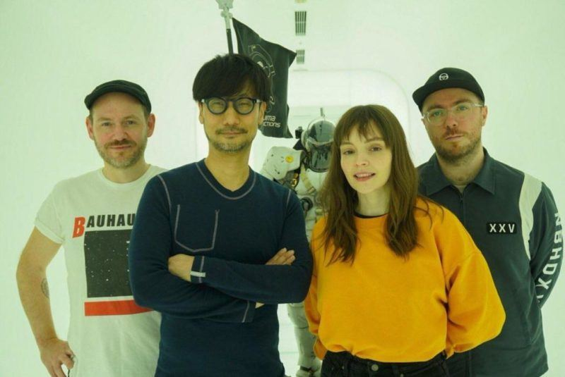 "Chvrches regresan con ""Death Stranding"""