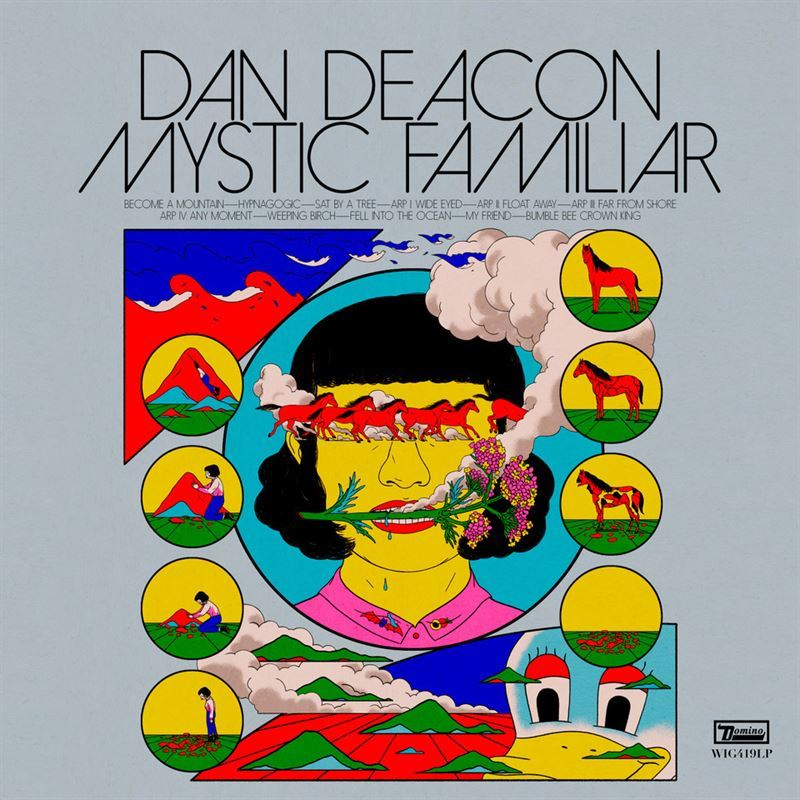 "Dan Deacon regresa con un nuevo adelanto: ""Become a Mountain"""
