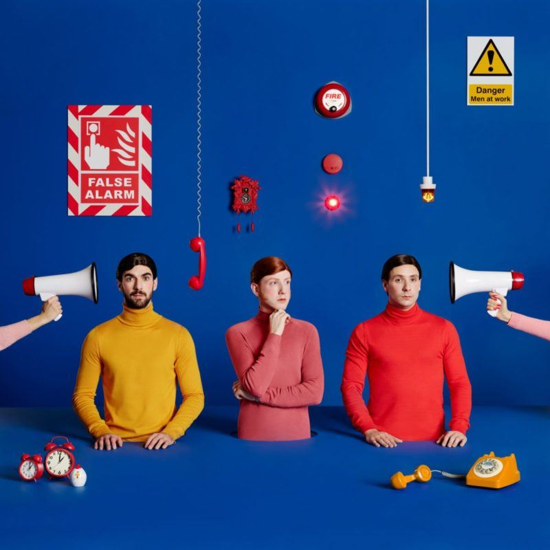 Two Door Cinema Club al Low Festival 2020