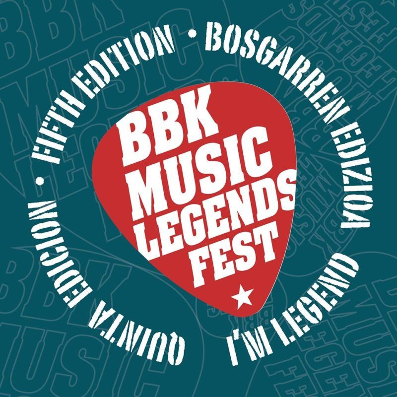 BBK Music Legends Festival 2020 | Cartel / Entradas / Horarios