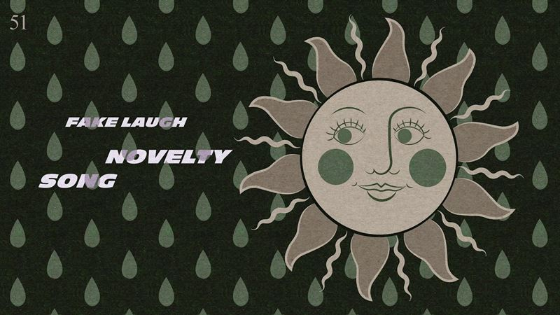 "Fake Laugh ha compartido un nuevo single. Escucha ""Novelty Song"""