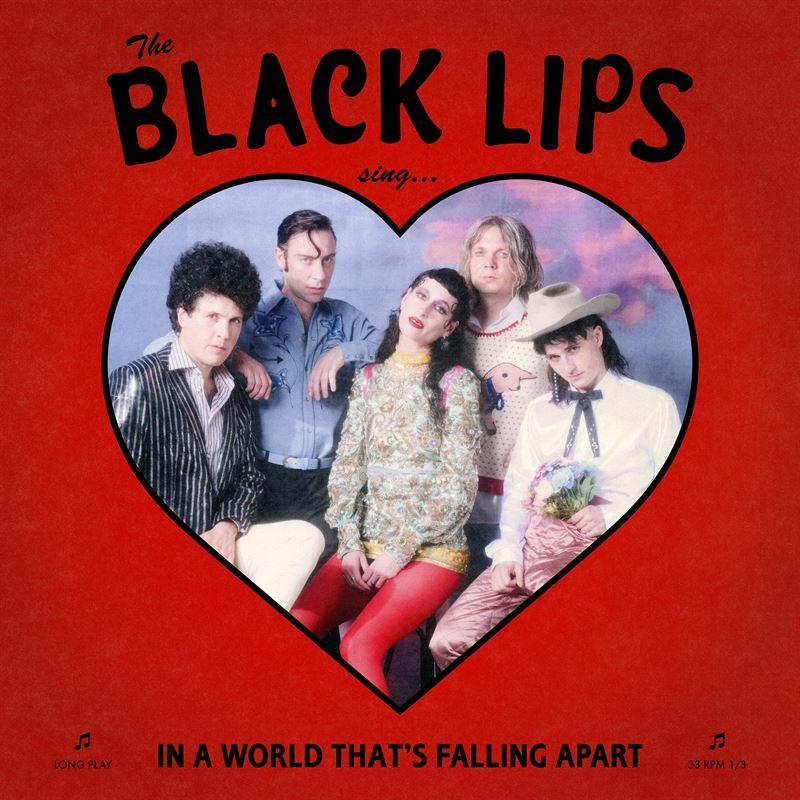 the black lips Sing in a World That's Falling Apart
