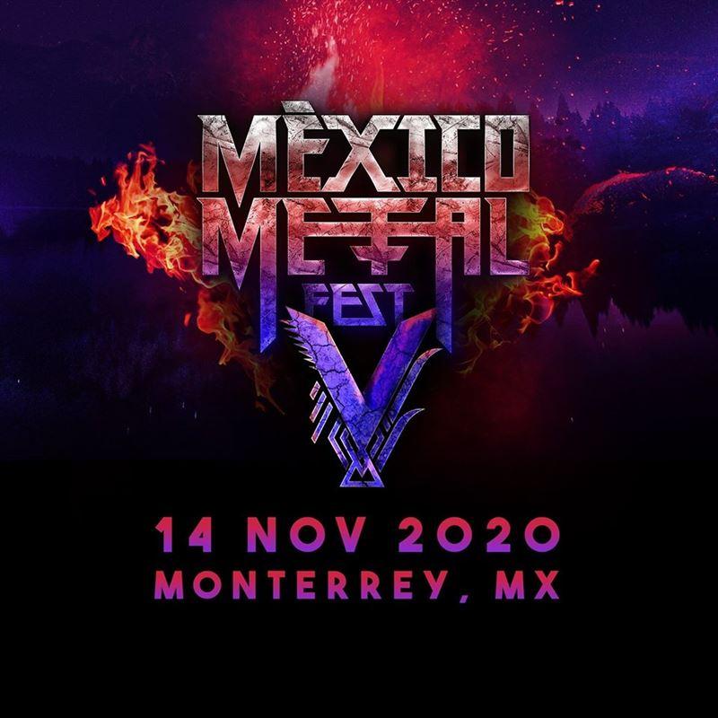 méxico metal fest 2020