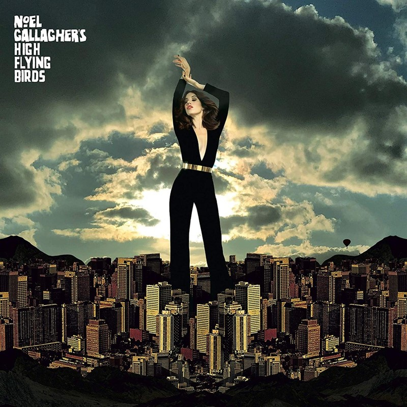 "Noel Gallagher – ""Blue Moon Rising"""