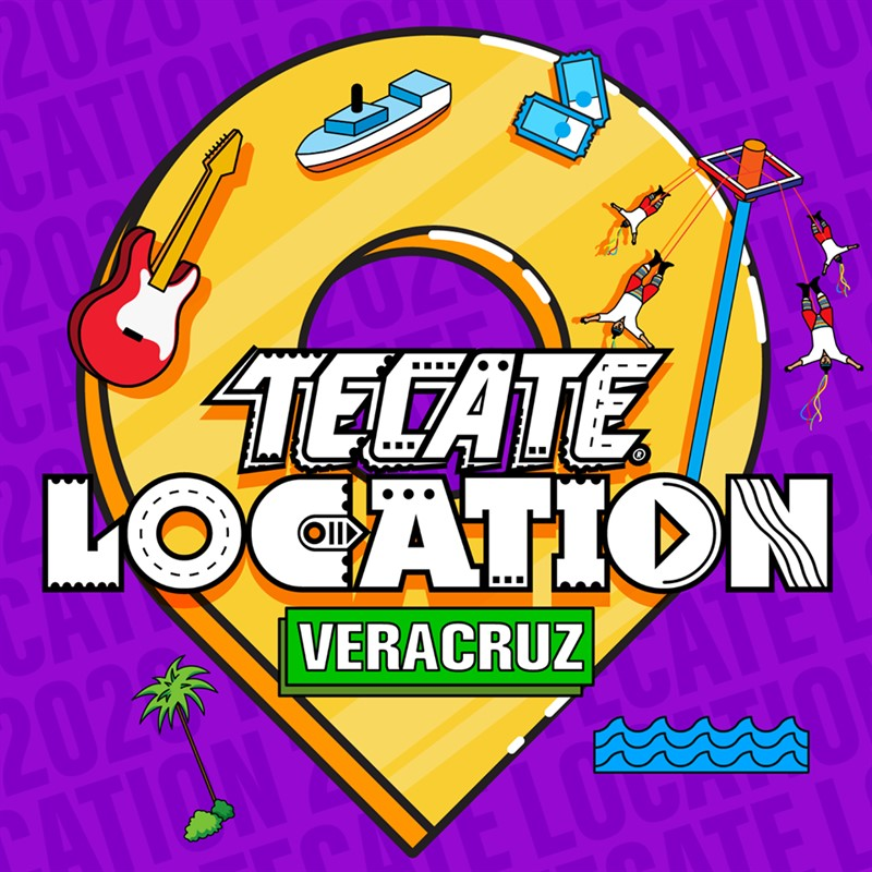 tecate location veracruz