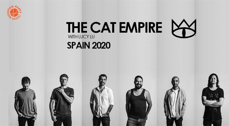 the cat empire conciertos españa 2020