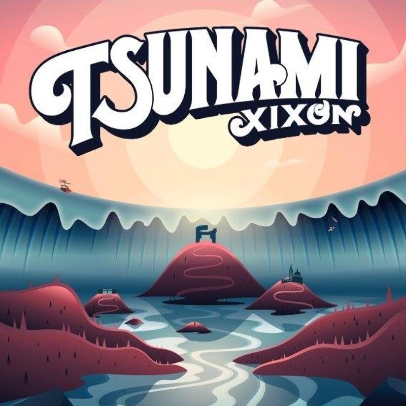 tsunami xixón