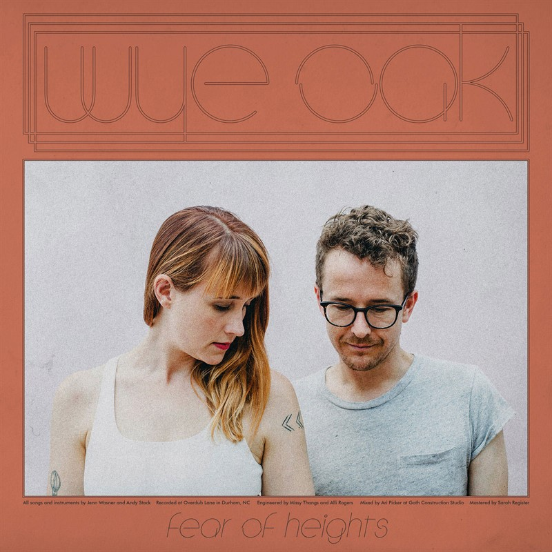 wye oak fear of heights