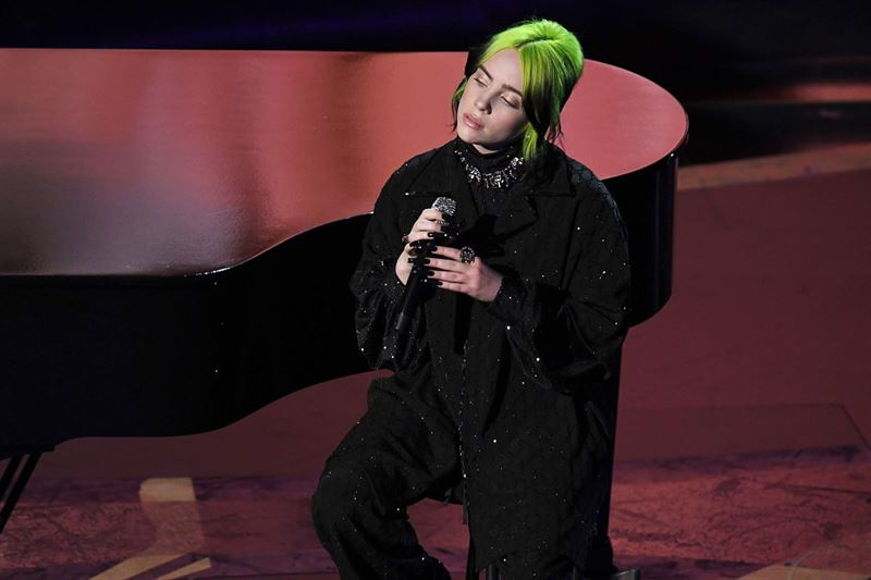 billie eilish oscars 2020