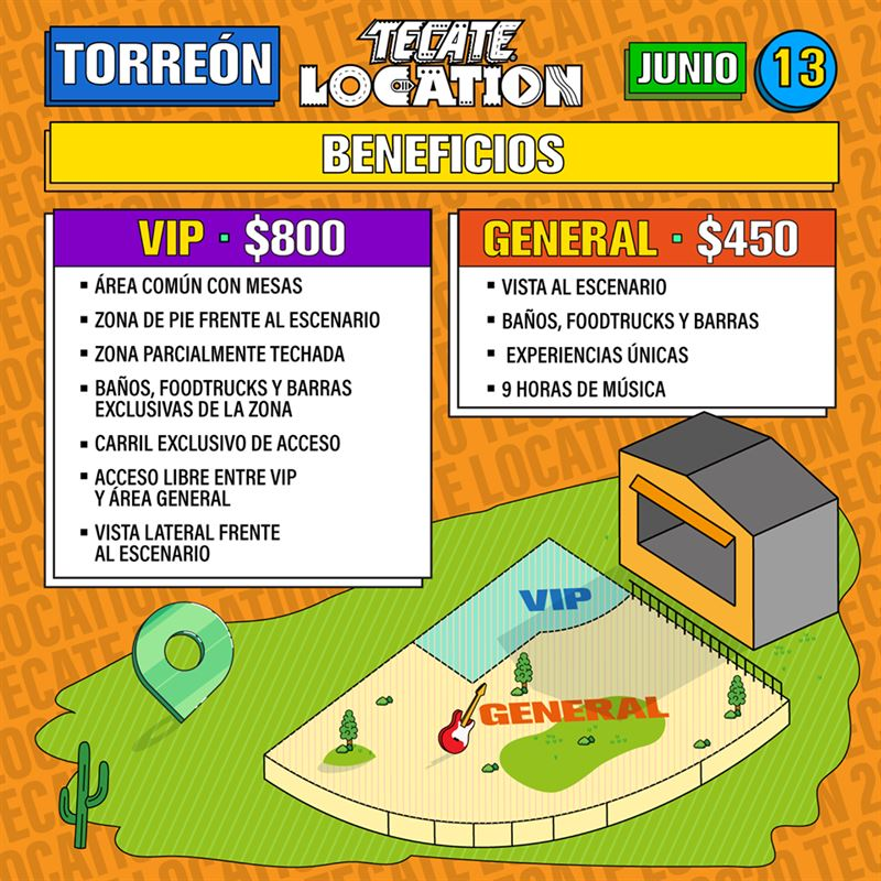boletos tecate location torreón 2020