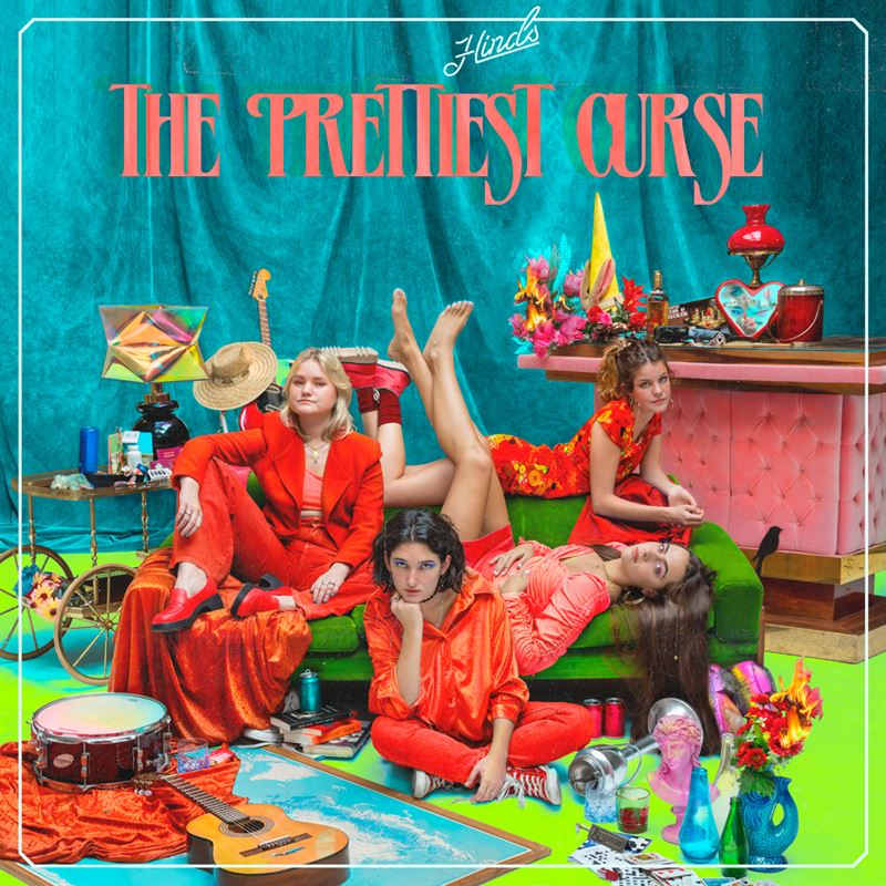 hinds the prettiest curse