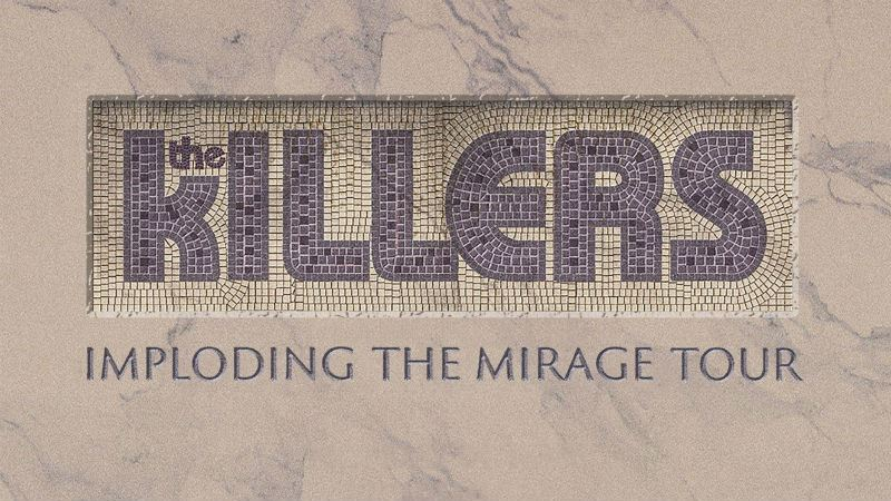 the killers imploding the mirage tour