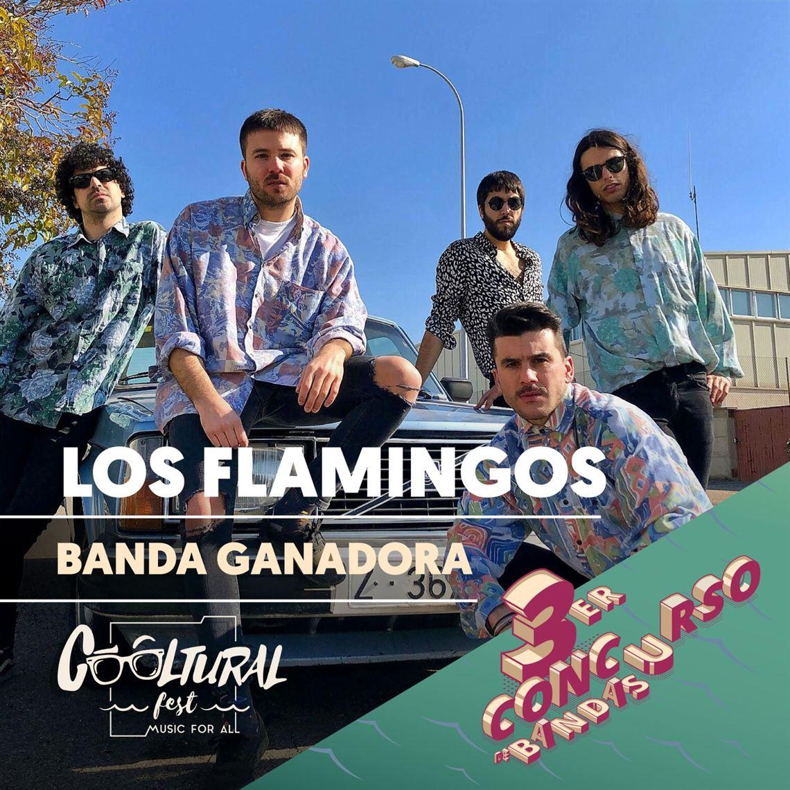 los flamingos concurso badnas cooltural fest 2020