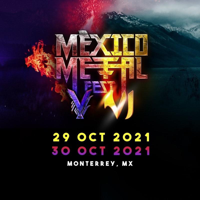 México Metal Fest 2021 3