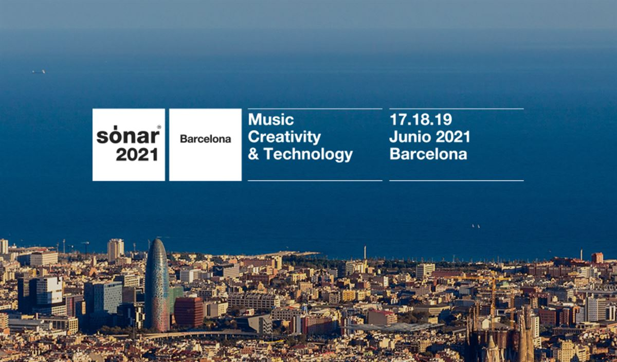 Sónar Barcelona 2021 3