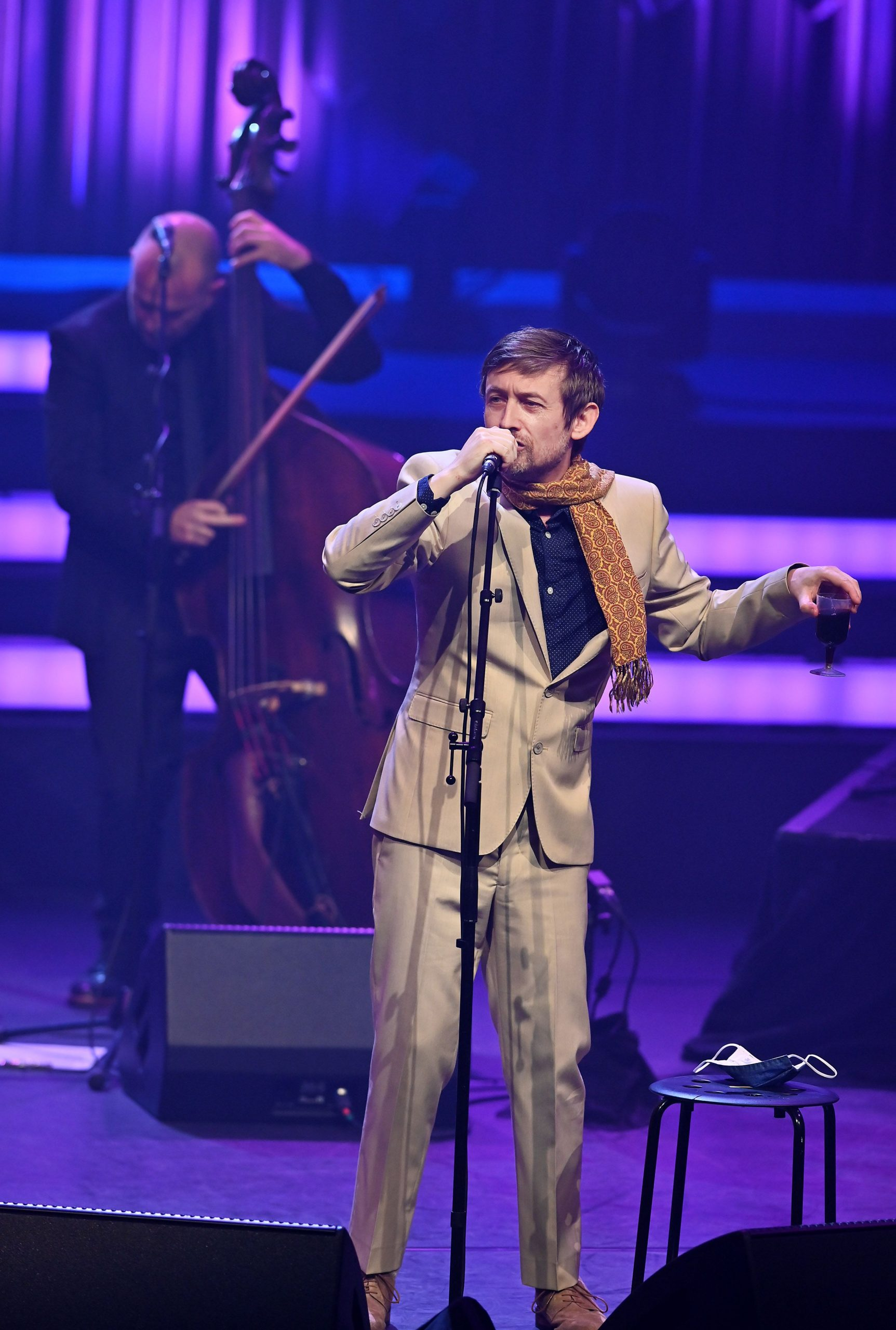 Divine Comedy Barbican 2