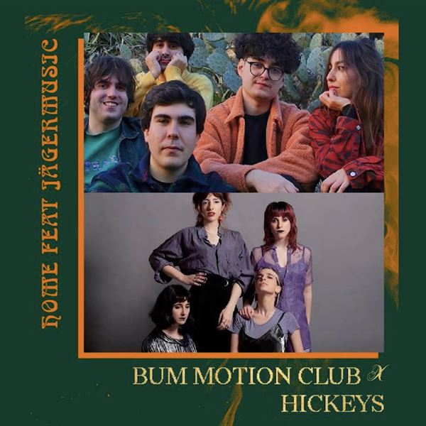 bum motion club hickeys rough times jagermeister