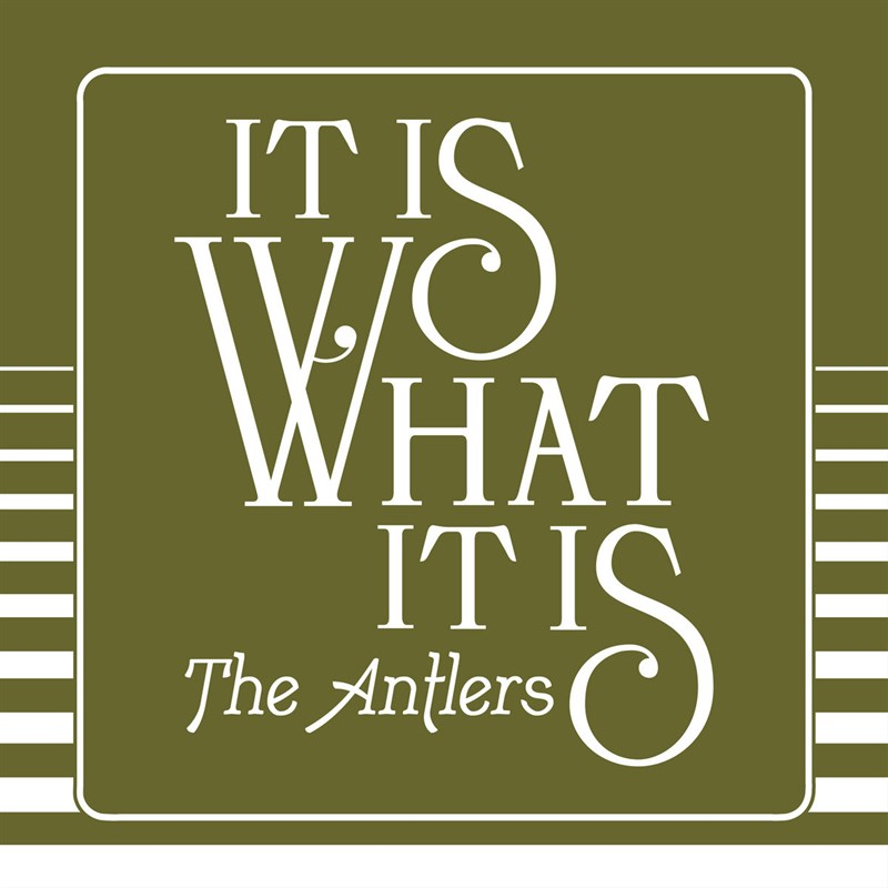 the antlers it is what it is