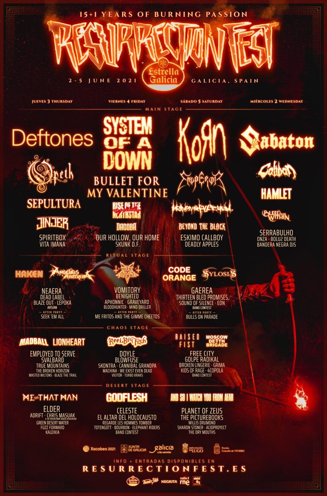 Resurrection Fest 2021 1